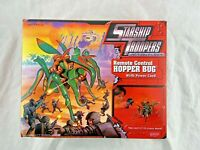 Vintage - Starship Troopers - Remote Controlled - Hopper Bug - 1997 - Unused