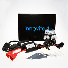 Innovited 35w Xenon HID KIT H11 6000K White Heardlight Slim Conversion