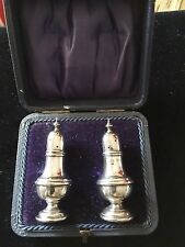 Boxed Sterling Silver Pepperettes