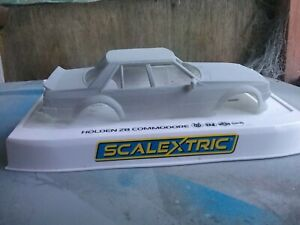 slot cars Ford true blue 3d print body only