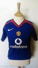 Manchester United FC 2005-2006 Original Nike Football Shirt (Youths 8-10 Years)