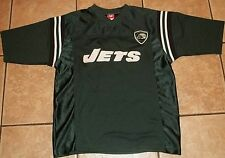 NEW YORK JETS Jersey~size Youth LARGE 16-18~NEW~NY NFL Football shirt 60 NWOT