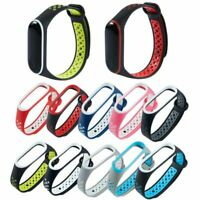 Silikon Sport Uhrenarmband Ersatz Strap Armband Für Xiaomi Mi Band 3 Tracker