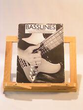 Basslines by Joe Hubbard