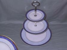 Wedgwood Valencia 3-Tier Hostess Cake Plate Stand