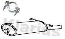 Citroen Xsara Picasso 1.6 2.0 00-10 Klarius Rear Exhaust - CN528P + Clamp