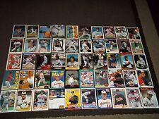 Lot of 250 Baltimore Orioles cards- Roberts, Ripken Jr., Jones, Mussina  + bal9