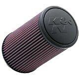 """K&N Universal Cone Air Filter - 4"""" Innlet L 9"""" K&N Re-0870"""