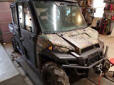2015 Full Size 570 Polaris Ranger full cab with Heat - No reserve