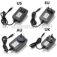 AC 110V-240V to DC 6V 2A 12W Power Supply Charger Converter Adapter