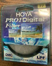 Hoya PRO1 Digital Filter UV DMC LPF 77mm -Open Box New Never Used- Free Ship USA