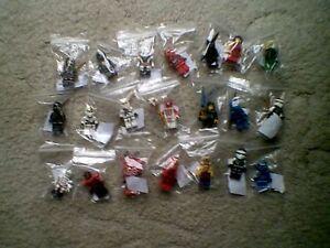 Lego Ninjago Minifigures - Complete your Collection