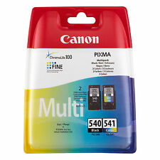 New Original Canon PG540 CL541 Ink Cartridge MX375 MX395 MX435 (5225B006)