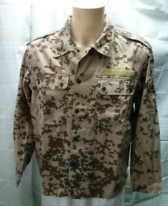 German Army Tropentarn Shirt - Desert Camouflage