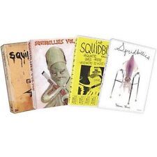 Squidbillies Volume 1-4 DVD Set Series TV Show Bundle Lot Collection Film Season