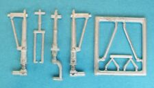 1/72 scale P-38 Lightning Landing Gear 72078 for Academy/RS Models