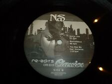 "NAS - Edition - 6 track 12"" Vinyl Single - DJ Promo"