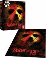 Friday the 13th 1000-Piece Puzzle Brand New OP Puzzles 19x27 inch