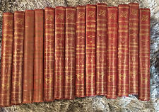 PICTURED KNOWLEDGE 14 VOL SET FULL COLOR ILLUSTRATED ENCYCLOPEDIAS 1958 DATE