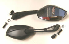SPORTS SCOOTER QUAD MOTORCYCLE MIRRORS PAIR 10mm thread (9000)
