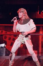 "10""*8"" concert photo of Mike Nolan, Bucks Fizz, playing at Birmingham in 1984"