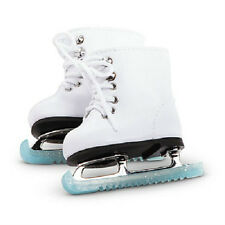 American Girl Doll of the Year MIA'S WHITE SKATES for Mia Doll  FAST SHIPPING