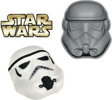 Star Wars Stormtrooper Cake Tin Baking Tray With Cake Recipe