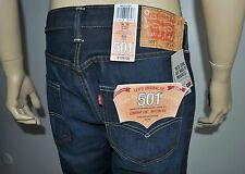 NEW LEVI`S 501 STRAIGHT LEG LIMITED EDITION ECOCYCLE PREMIJM JEANS FOR MEN Sz 36