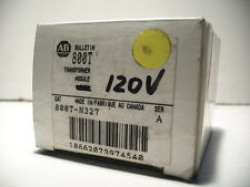 800T-N327 TRANSFORMER 120V SER.A *NEW IN BOX!!!