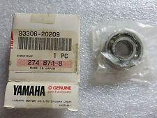 F5C New Yamaha Outboard Marine 93306-20209 Wheel Bearing TT500 YZ250 YZ490 XT600
