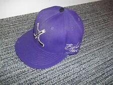 Bieber Fever Justin Bieber Hat ball hat Purple w/ crossed Hockey sticks, New