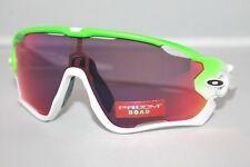 Oakley Jawbreaker Sunglasses OO9290-15 Green Fade Frame W/ Prizm Road Lens