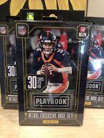 "2020 Panini NFL *Playbook* Hanger Box Sealed ""New Release""Burrow? Herbert? Tua?"