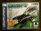 K) NIB Break Leaguer by TOMY RoboCupToys Remote Control 2001 Sky Blue RCT-01