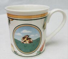 VILLEROY & BOCH china A LA FERME LES ANIMAUX  mug