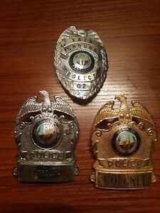 Lot Kentucky Fairgrounds state Louisville Police Lapel Pin Hat Patch Sheriff