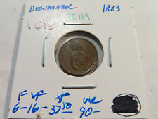 I119 Denmark 1883 Ore