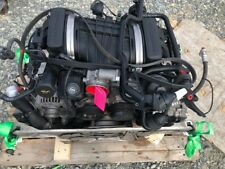09 10 11 12 PORSCHE 997 S 3.8 COMPLETE ENGINE MOTOR ASSEMBLY 54K 997.2 DFI