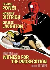 Witness for the Prosecution [New Dvd] Black & White, Widescreen