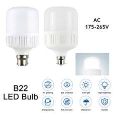 B22 Lamp Bblb LED 5-60W Energy Saving Durable Super Brightness AC220-240V