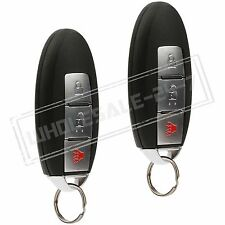 2 Replacement For 02 03 04 05 06 07 08 09 Nissan Xterra Key Fob Remote Control