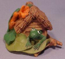 1994 Pippsywoggins Resin Figurine Frog House Maureen Carlson