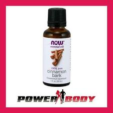 NOW Foods - Essential Oil, Cinnamon Bark Oil - 30 ml.