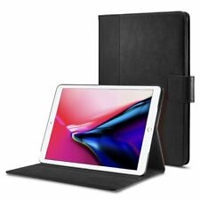 SALE Leather Case Folio Black for The New iPad / iPad 3