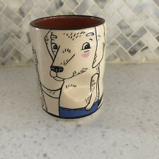 Lucky Dog Ceramic Cup The Bowl Maker