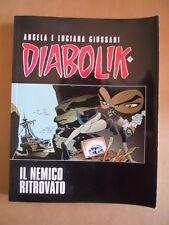 DIATONIK EXTRA SERIE Diabolik n°4 - Il Nemico Ritrovato  [G412]