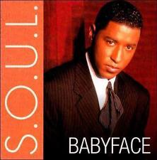 S.O.U.L. by Babyface (Kenneth Brian Edmonds) [NEW CD]
