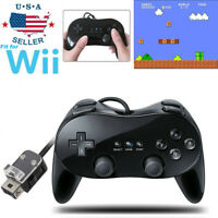 New Classic Game Controller Pad Console Gamepad Joypad For Nintendo Wii Remote