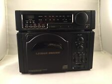 LS7500 RV CD PLAYER AM/FM RADIO Magnadyne black in-wall RV Camper LS7600 size