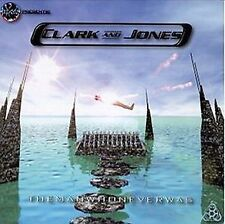 Clark & Jones - The Man Who Never Was - CD NEU